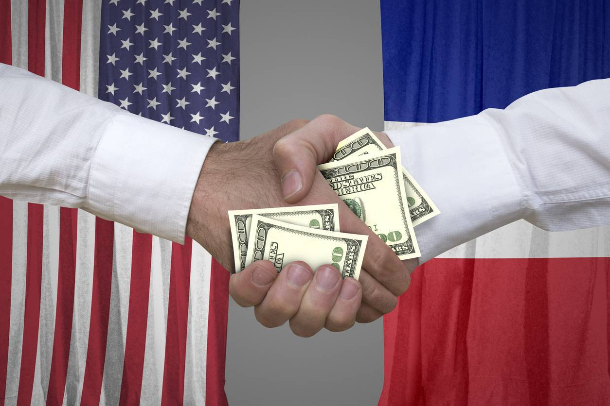 partenariat Américain