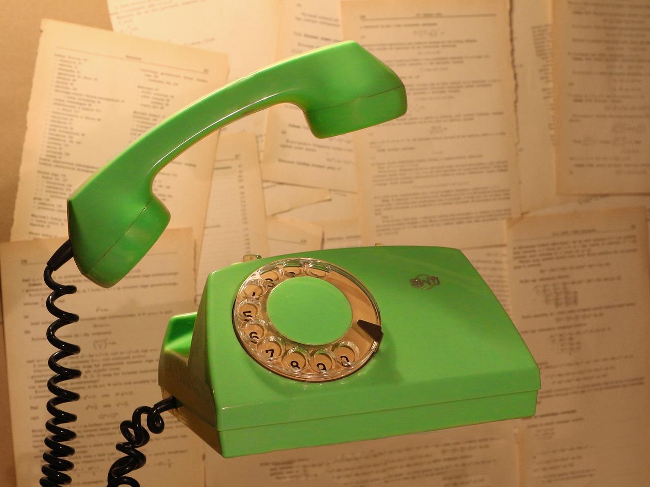 Accueil, Téléphonique