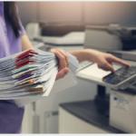 Pourquoi utiliser une photocopieuse professionnelle dans son entreprise?
