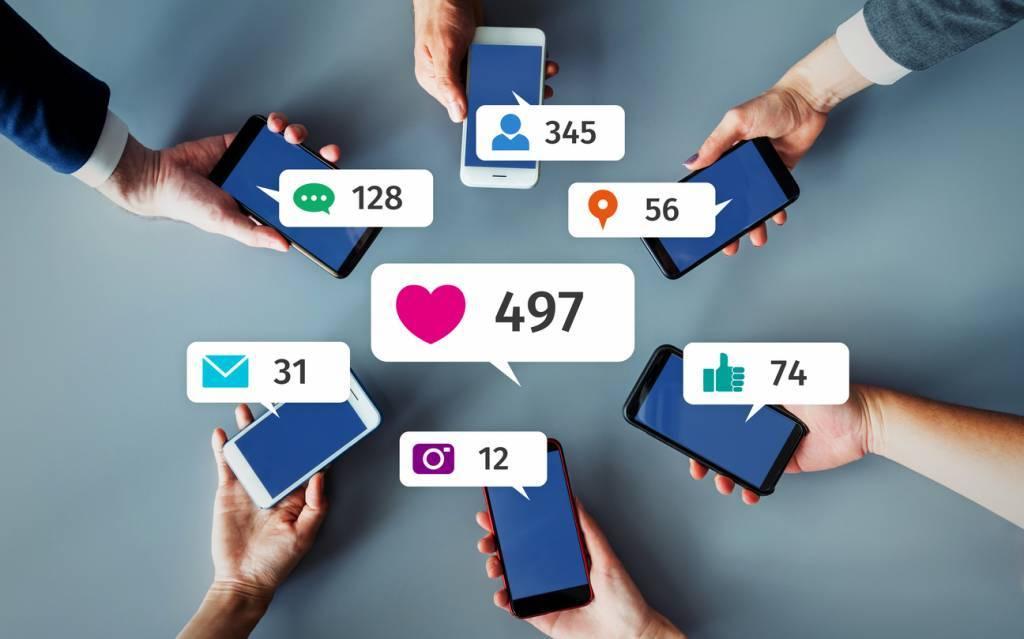 réseaux sociaux marketing