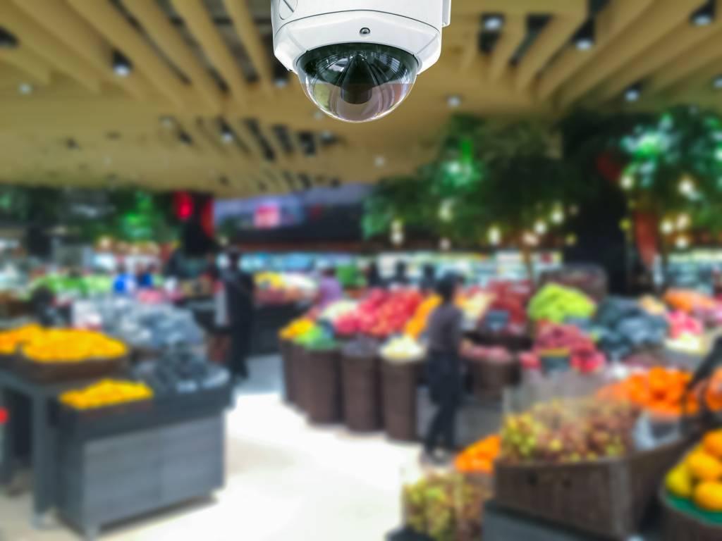 Vidéosurveillance IP pour un commerce