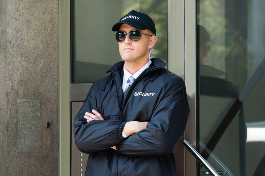 Agent de surveillance commerce