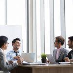 Réunion d'affaires : les différents services d'interprétariat